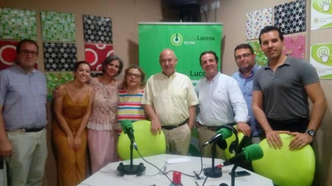 En último día de emisión de Radio Lucena