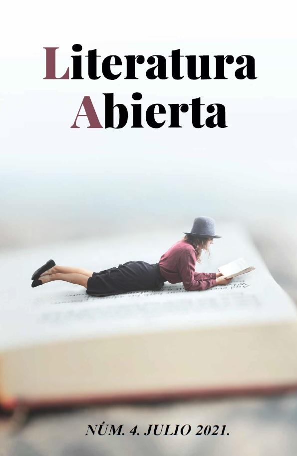 Literatura Abierta Julio 2021 1